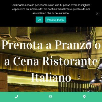 Ristorante Italiano – Ristorante Italiano